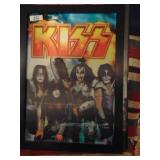 Kiss moving picture