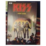 Kiss Love Gun poster