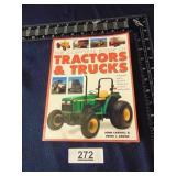 Tractors and Trucks book