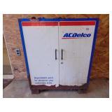 AC Delco Cabinet
