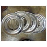4 rings - wider rim