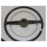 steering wheel - old