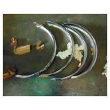 new Schwinn bike vintage wheel guard fenders