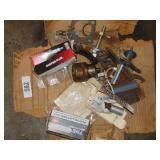 assorted box parts