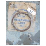 1941-42 Ford Mercury speedometer cable