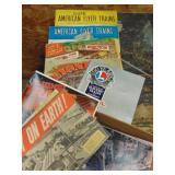 American Flyer trains memorabilia magazines &