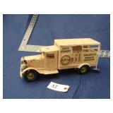 Heinz Delivery Truck, Metal Craft