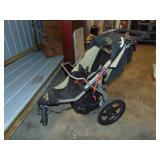 3 Wheeled Baby Stroller