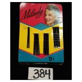 Milady Superior Bobby Pins Original Package