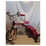 Retro Red Radio Flyer Tricycle - Very Clean