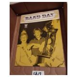 Indiana State Fair Band Day 1976 Book