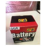 Battery for Motorcycle (CBTX7L-BS)