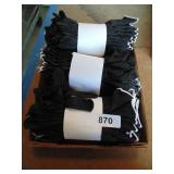 (3) Dozen Gloves - Black
