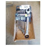 7pc. Ratchet Wrenches