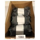 (3) Dozen Gloves - Gray