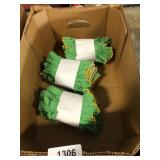 (3) Dozen Gloves - Green