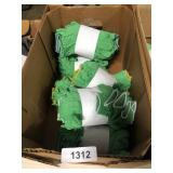 (6) Dozen Gloves - Green
