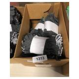 (4) Dozen Gloves - Gray