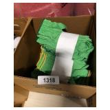(5) Dozen Gloves - Green