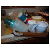 1/2 gal. Tea Pitcher & Other