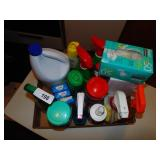 Household Cleaning Supplies (Partials)