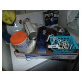 Pur Water Filter (Used) & Extra Filters