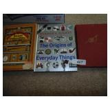 Sears Catalog Book, Origin of Everyday Things, +