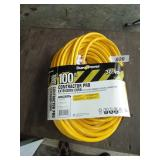 100ft Contractor Grade Extension Cord