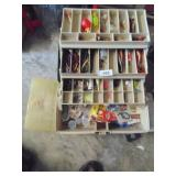 Tackle Box w/ Contents