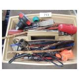 Tool Tray w/ Assorted Tools