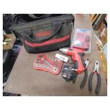 Craftsman Tool Bag and Tools