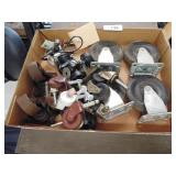 Large Assortment of Casters - Some Metal