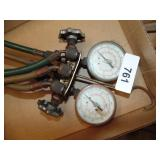 JB Air Conditioning Gauges