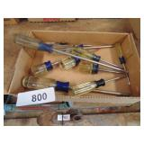 Craftsman Phillips Screwdrivers + Others