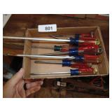 Craftsman Slotted Screwdrivers + Others