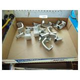 (9) Truck Topper Clamps