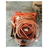 (2) Extension Cords & Cord Reel