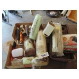 Paint Supplies - Rollers, Handles, Trays