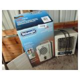 (2) Electric Heaters