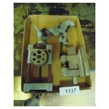 Craftsman Doweling Jig, Drill Grinding Attachment