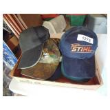 Team Stihl Hat + Other Hats