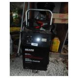 Sears Battery Charger/Engine Starter