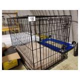 """Dog Crate 23""""x36""""x24"""" tall"""