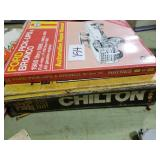 Bronco rep. manual & Chevy 73-80 manual