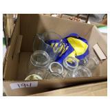 Jars & cups