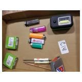 Yamaha golf cart seals, measuring tape & lighters