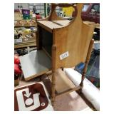 Wooden Sewing cabinet