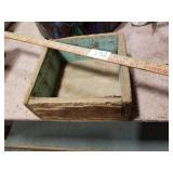 Firestone yardstick & box