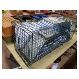 2 pc animal trap