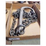 J Hook & chain